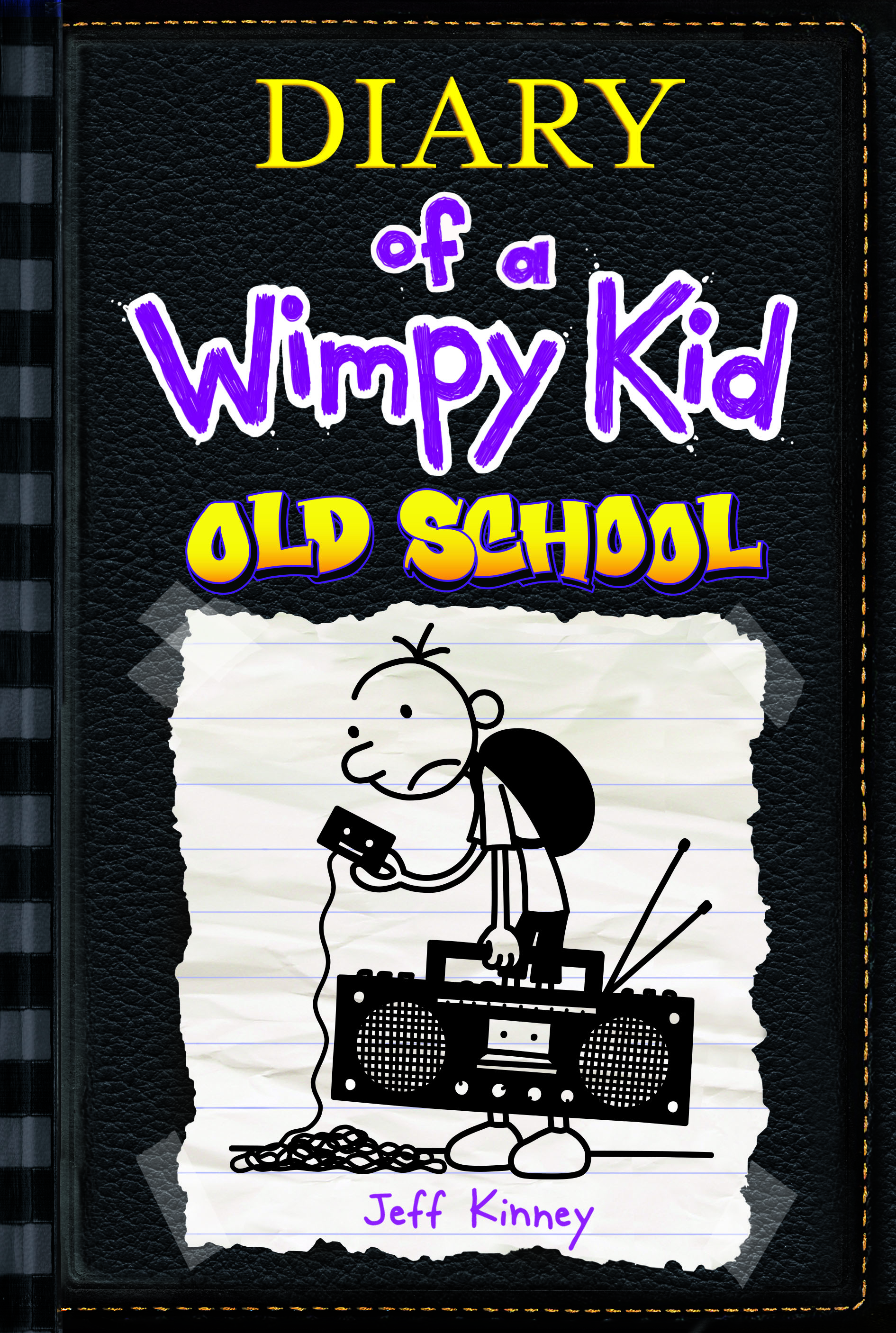 old school diary of a wimpy kid pdf