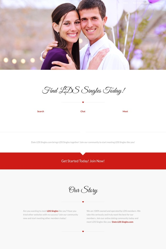Free lds singles dating site