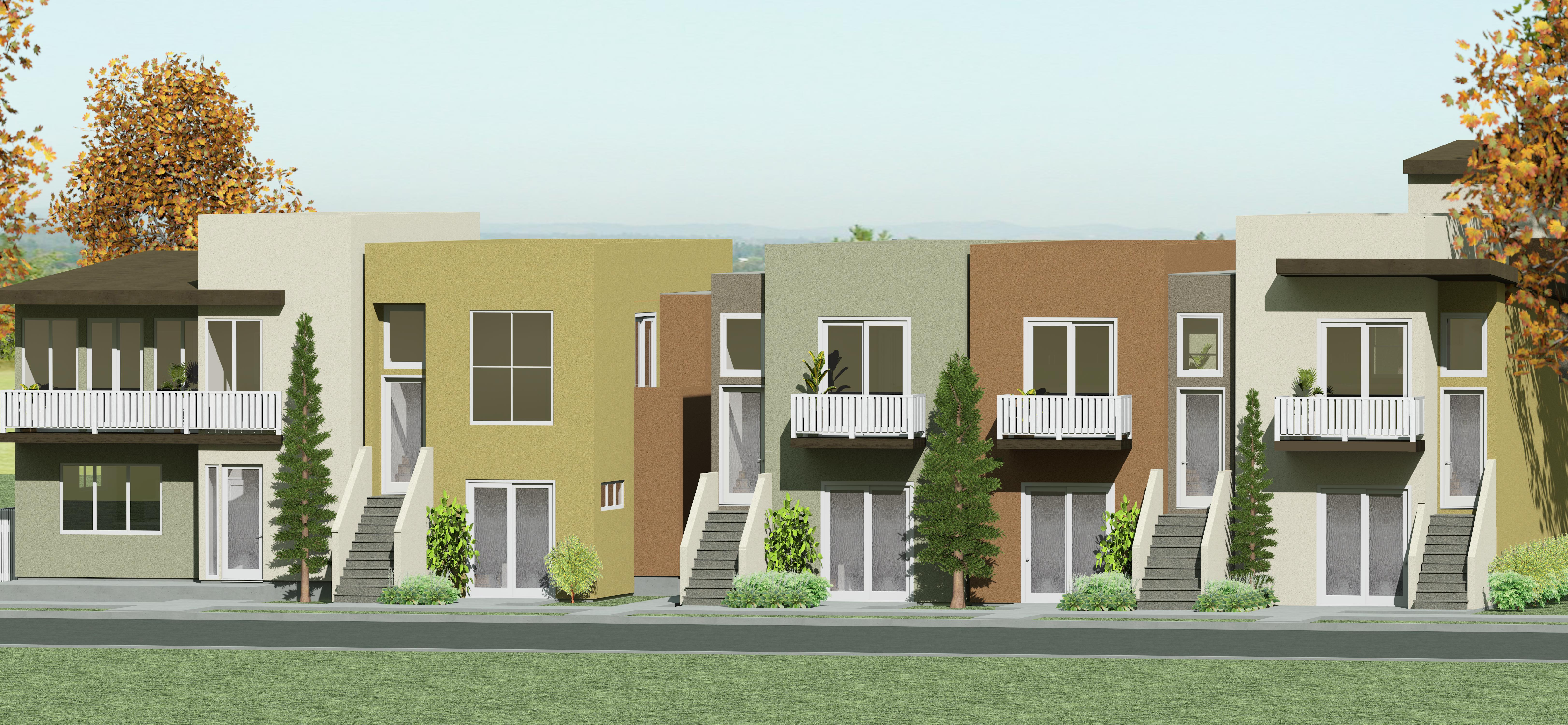 Grand opening of new row homes in national city ca for National house builders