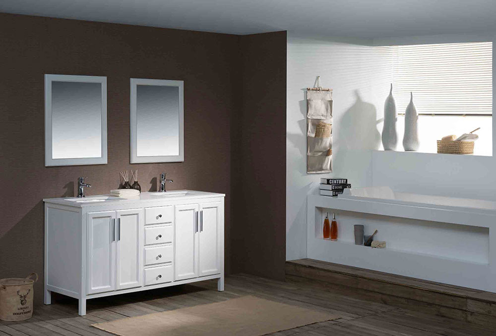 Fresh modern bathroom vanities at polaris home design company newsroom of polaris home design Modern bathroom north hollywood