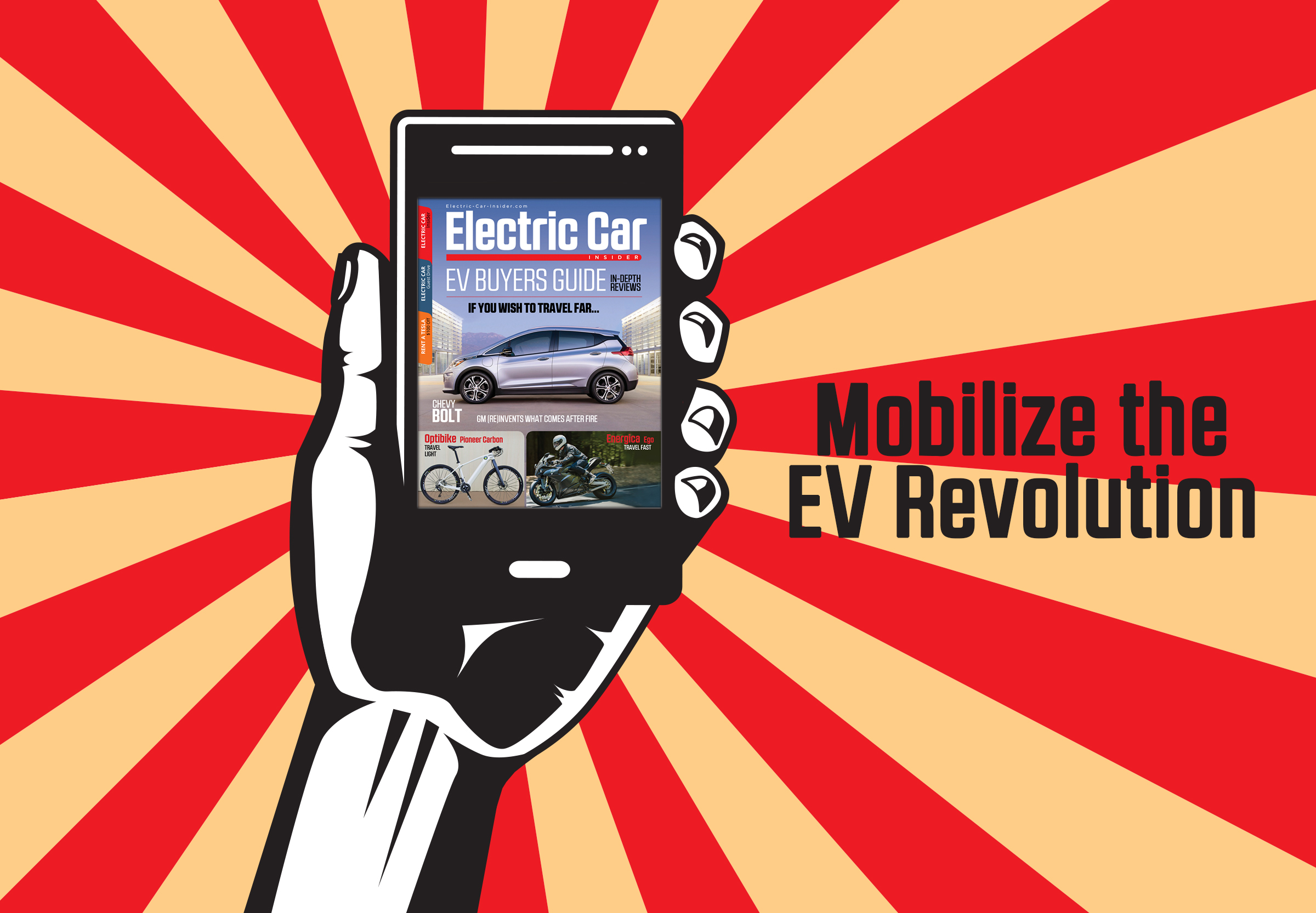 Image result for the EV revolution