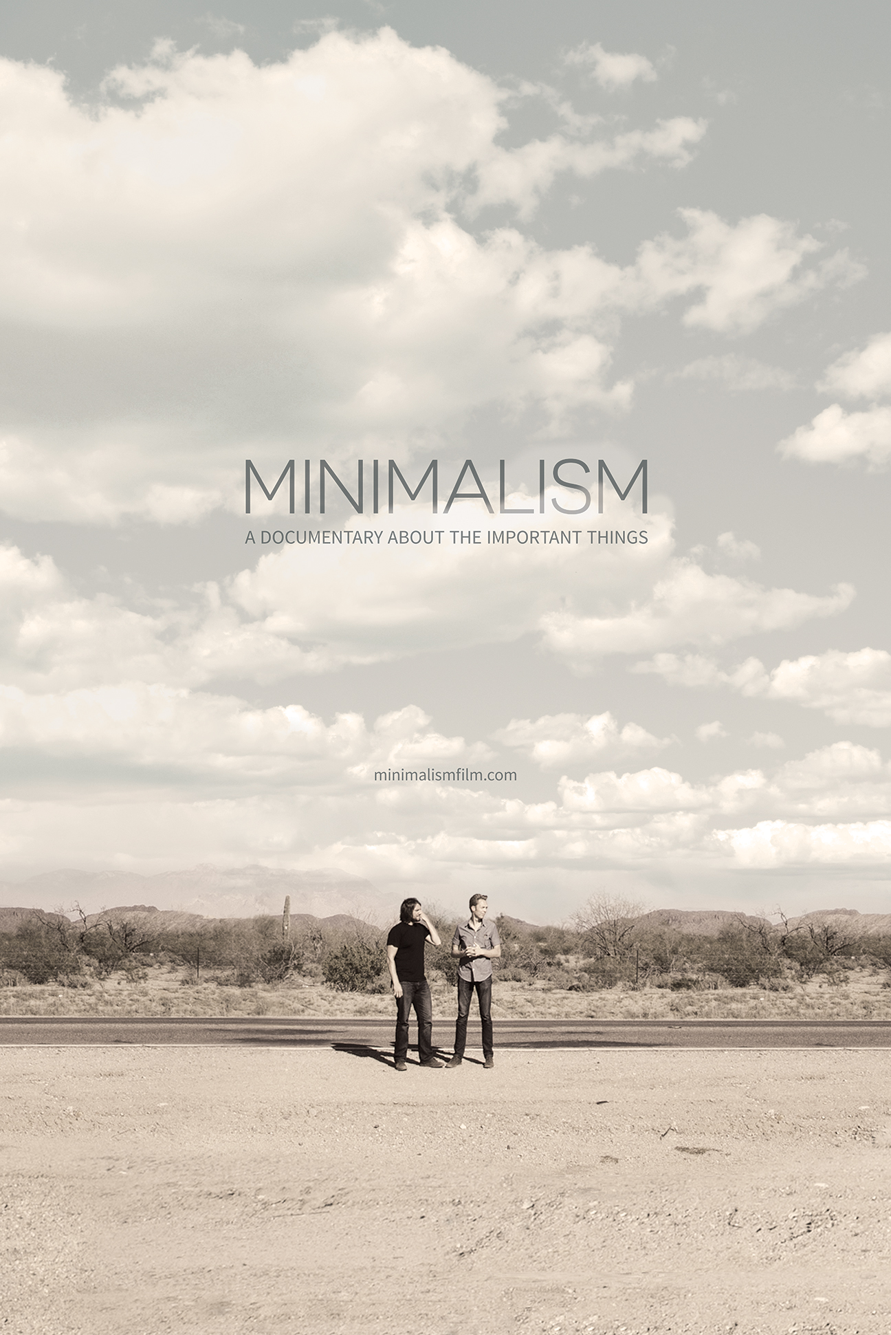 Gathr films acquires minimalism a documentary about the for Minimalist stuff