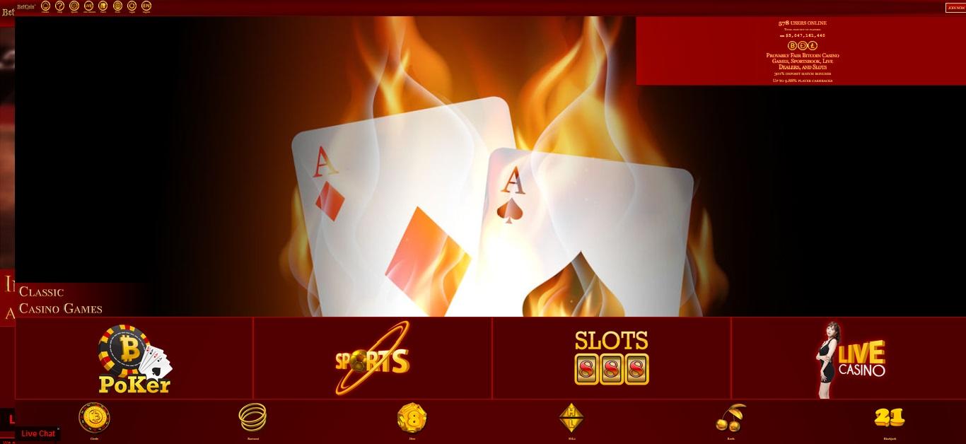 Инте активные казино
