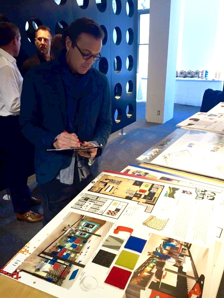 P T Interiors Participates In Angelo Donghia Foundation 2015 Scholarship Competition P T